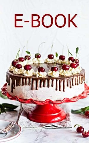 Tort Wiśniowa Rozkosz z Jogurtem