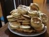 Kruche ciasteczka z bezą