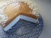 Proste Chrupiące Ciasto z Nutellą i Musem Brzoskwiniowym
