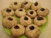 Ciasteczka z orzechami i dżemem