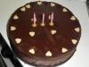 ciasto czekolaodwe z bananami