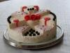 tort truskawkowy Tomek