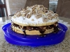 tort z wafelkami