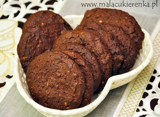 Czekoladowe ciasteczka - The Best