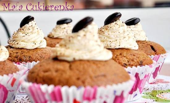 Kawowe muffins