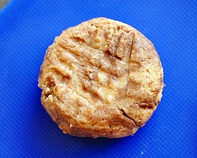 Ciasteczka z masłem orzechowym i nutellą
