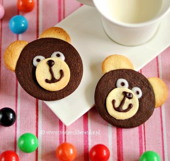 Ciasteczka misie