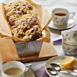 Ciasto drożdżowe z czekoladą i kruszonką
