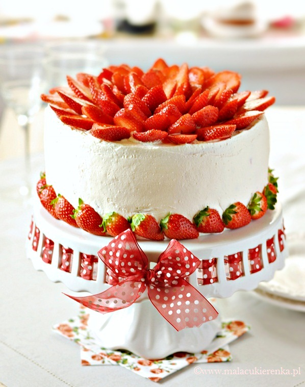 Strawberry Cake Song