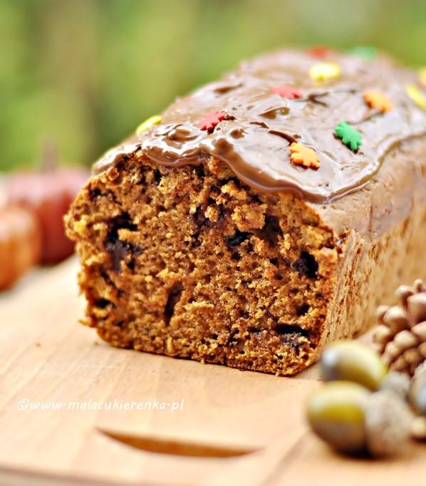 ciasto z dynia i czekolada