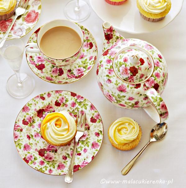 limoncello cupcakes