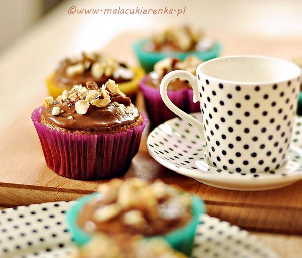 piernikowe lipowe muffiny