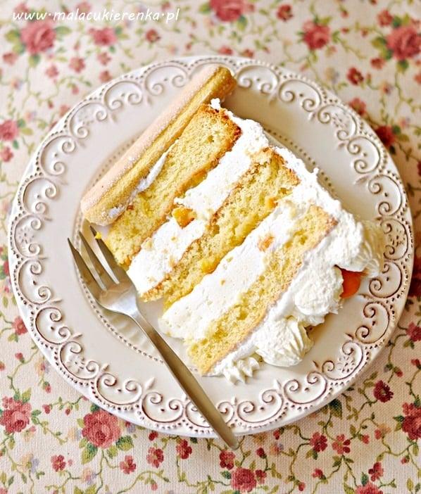 tort pomaranczowy