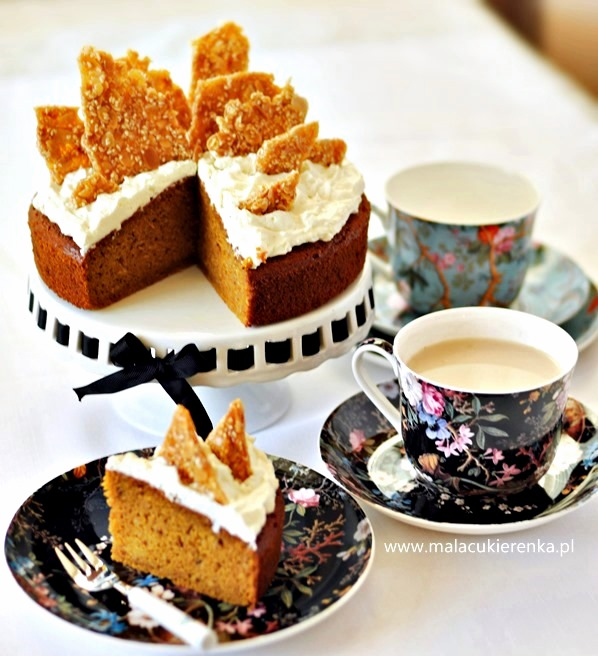 ciasto dyniowe z kremem i sezamkami5