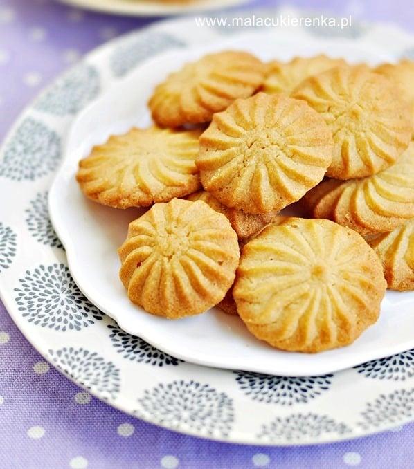 ciasteczka ze szprycy