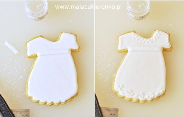 ciastka na chrzest