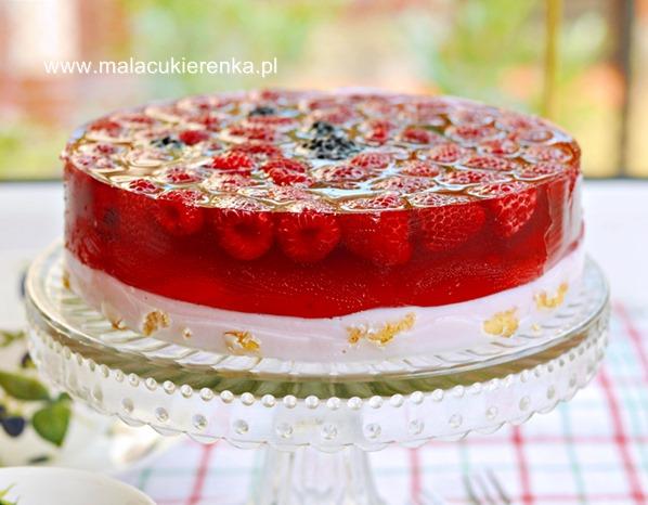 ciasto na zimno
