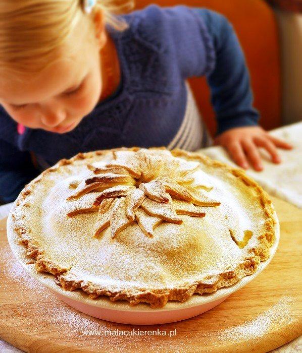 Apple Pie – Jabłecznik w kruchym cieście
