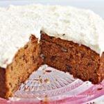 Proste ciasto marchewkowe bez glutenu
