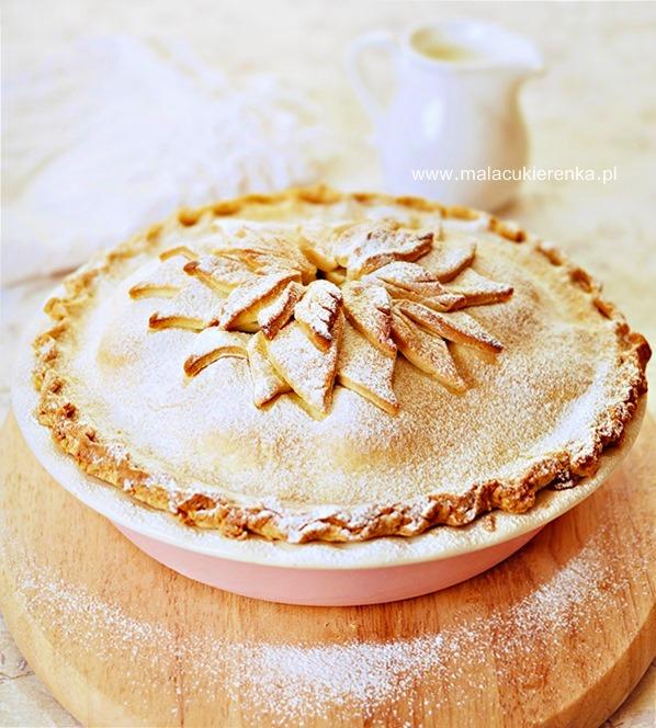 Jabłecznik w kruchym cieście – Apple Pie