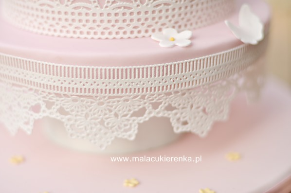 Tort Koronkowy