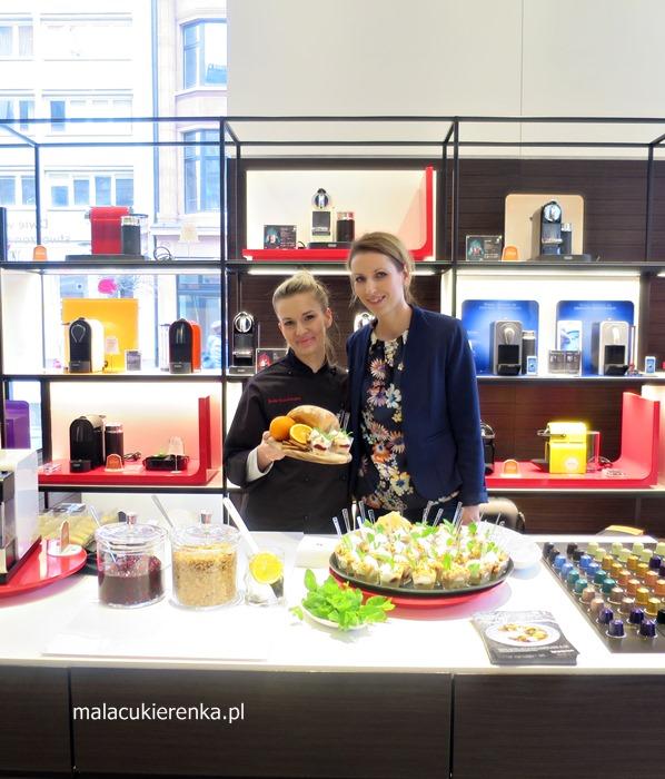 Butik Nespresso – deser inspirowany Wrocławiem