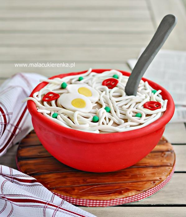 Tort Zupa