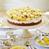 Ciasto orzechowe z ananasem