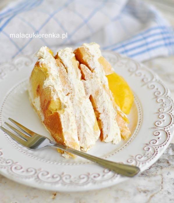 Mangomisu czyli mango tiramisu