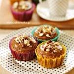 Piernikowo – lipowe muffinki