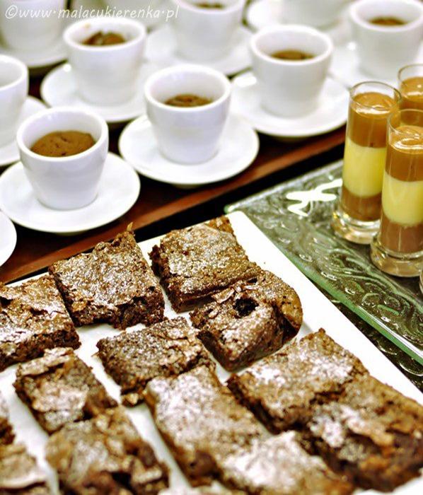 Warsztaty pieczeniowe z Kasią i przepis na brownies