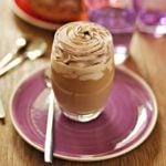 Mokka czekoladowa z likierem
