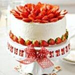 Tort truskawkowy