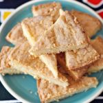 Łatwe kruche ciasteczka – Lemon Shortbread
