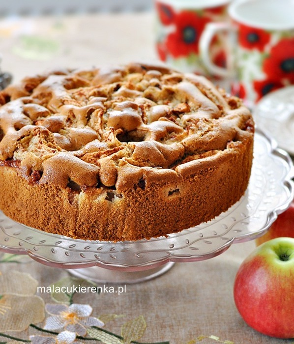 Prosty jabłecznik