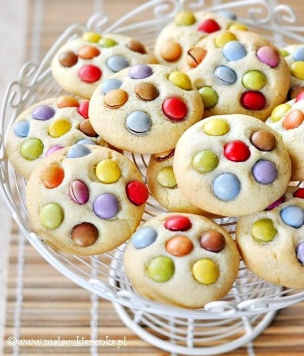 Szybkie wesołe ciasteczka