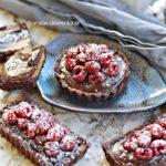 Mini tarty czekoladowe z solonym karmelem