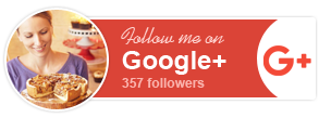 Follow me on Google Plus