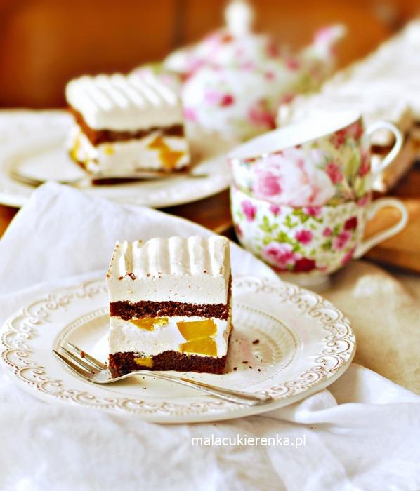 Ciasto Brzoskwiniowa Chmurka