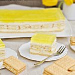 Ciasto Lemon Bez Pieczenia
