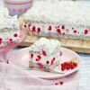 Ciasto Maczek Porzeczkowy