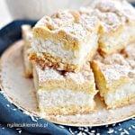Ciasto Apetyczny Kokosowiec