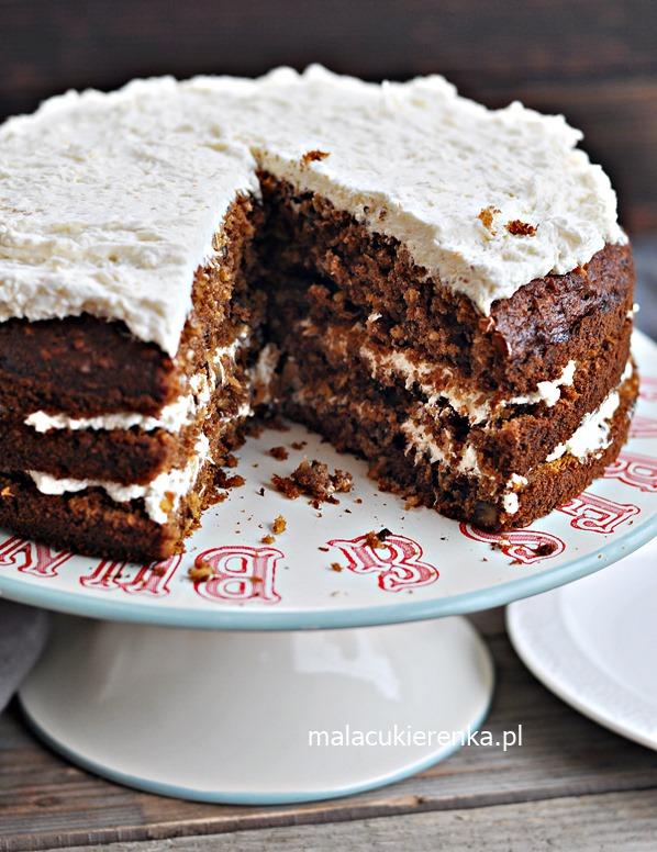 Wyśmienite Ciasto Marchewkowe z Bakaliami