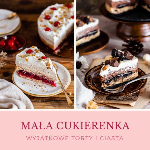 """fragment z E-book Mała Cukierenka """"Wyjątkowe Torty i Ciasta"""""""