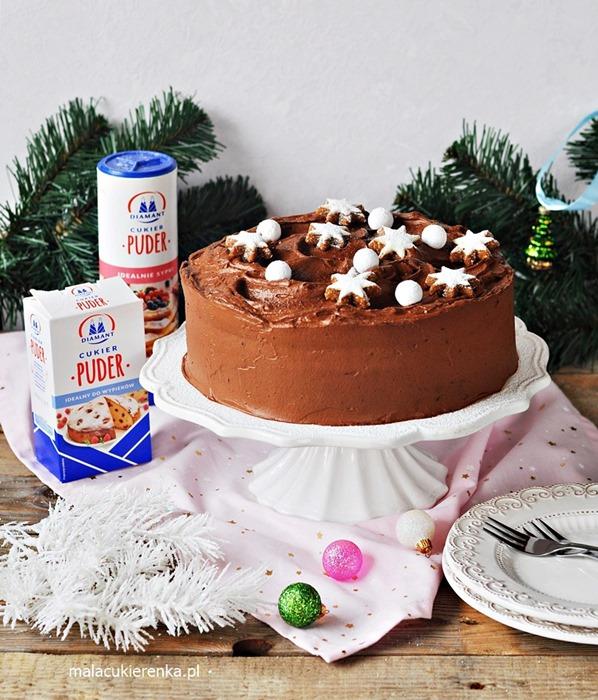 Prosty Świąteczny Piernik z Miodem