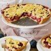 Ciasto śliwkowe - Prosta tarta ze śliwkami i kruszonką